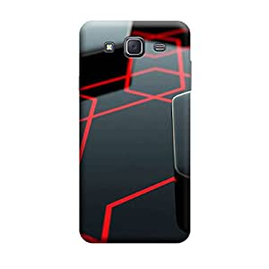 CaseLite Premium Printed Mobile Back Case Cover With Full protection For Samsung J7 (Designer Case)