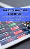 FOREX Trading für Einsteiger - Die wichtigsten Grundlagen für neue FX Trader