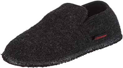 Giesswein Unisex - Adults Niederthal 32-10-40847 Slippers grey EU 36