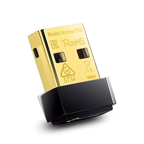 TP-Link AC450 Wireless Nano USB Adapter 433 Mbps