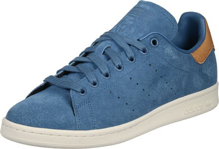 adidas Herren Stan Smith Sneaker Blau (Core Blue/core Blue/off White)
