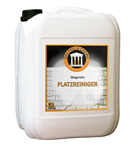 Wegerein/Steinreiniger (5 L) - Konzentrat oh. Unkrautvernichter