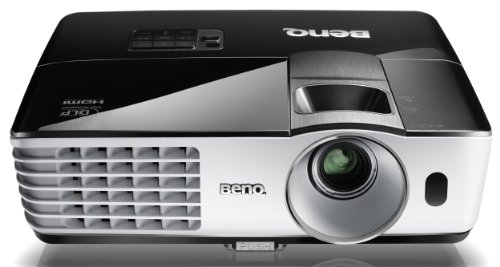 BenQ MH680 3D DLP-Projektor (New 3D, Full HD, 1920x1080 Pixel, Kontrast 13000:1, 3000 ANSI Lumen, HDMI, D-Sub) inkl. WiFi-USB-Dongle schwarz