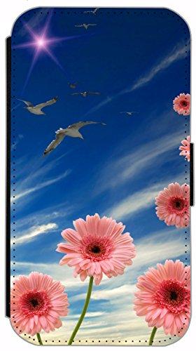 Flip Cover für Apple iPhone 6 / 6S (4,7 Zoll) Design 162 Affe Hülle aus Kunst-Leder Handytasche Etui Schutzhülle Case Wallet Buchflip mit Bild (162) 180