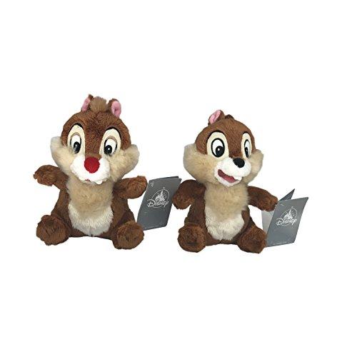 Preis Spielzeug Chip und Chap Disney Soft Toy Set - Mini Bohne Rescue Rangers Teddy (Chip/Dale)