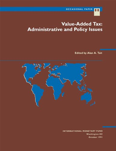 Value-Added Tax: Administrative and Policy Issues: Occasional Paper, 88 (English Edition)