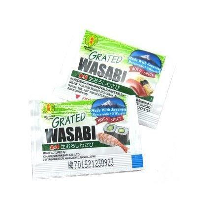 Wasabi Sachet 3G (Paquet de 6)