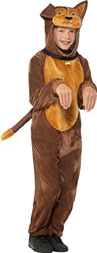 SMIFFY 'S 49739l Hund Kostüm, braun, L–UK Alter 10–12Jahre Kostüme Für Kinder-hund