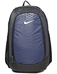 27b2f6e6f02c Nike 25 Ltrs Thunder Blue Black Metallic Silver Casual Backpack (BA5474-471