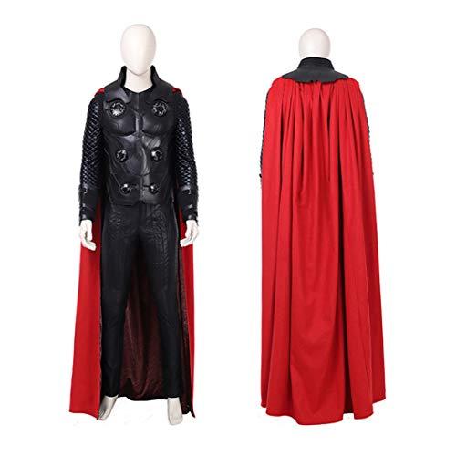 BLL Avengers 3 Thor Anzüge gleichen Stils, realistische Halloween-Cosplay-Kostüme - Lady Thor Kostüm