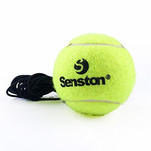 Senston Training Tennis ball Trainer Ball & String Tennis mit String - 2er Pack