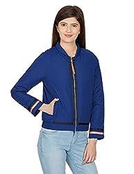 UCB Womens Jacket (15A2JK1E9288I72U_Estate Blue_42)