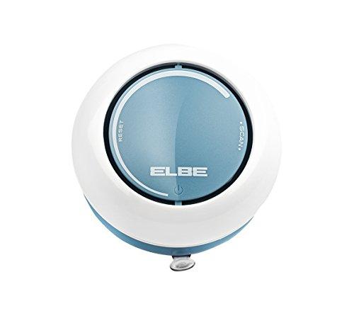 Elbe DR-1308 - Radio de Ducha, con Ventosa para el baño, autoscan