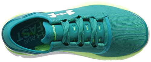 Under Armour Ua W Speedform Apollo 2 Ct Scarpa Da Corsa Ttt / Lml / Wht