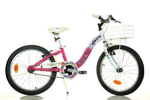 Dino 204R-09W - Bicicletta Winx 20