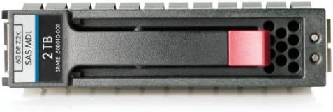 HP 507616-B21 Hard Drive - 2TB - 7200rpm - SAS 600 - Serial Attached SCSI - 3.5-Inch - Internal