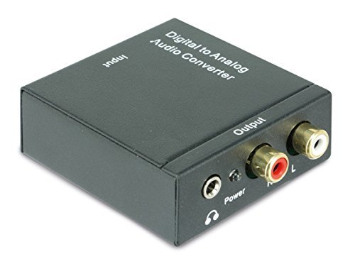 Dynavox Mini-DAC Digital/Analog-Wandler