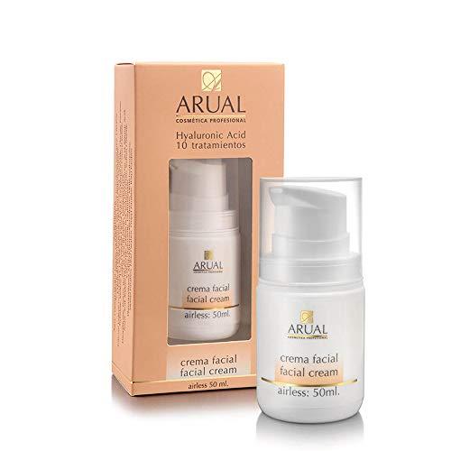 Arual Hyaluronic Acid Crema Facial - 50 ml