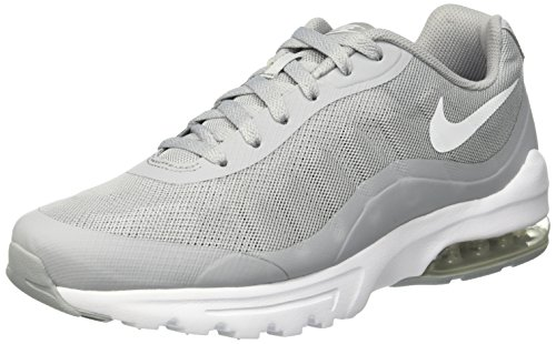 Nike Air Max Invigor, Men's Trainers, Grey (Wolf Grey/White), 7 UK