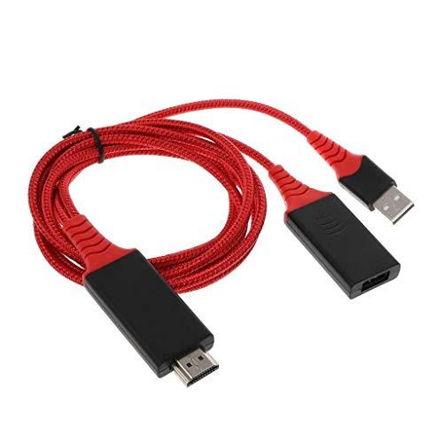 N4U Kabelloses USB-zu-HDMI-Adapterkabel für Cubot Z100