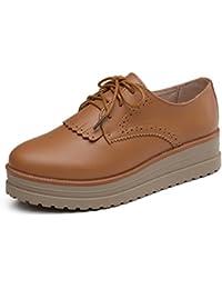 Primavera Zapatos Mujer Casual,Escuela De Inglés Zapatos De Plataforma Estilo,De Mujeres Los