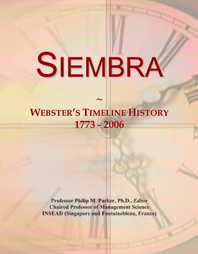 siembra-websters-timeline-history-1773-2006