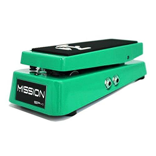 Mission Engineering sp-1-gn Pedal Meinungsäußerung für Geräte Midi Digitalverstärker Case aus Metall Farbe grün