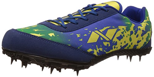 Nivia Men's Blue and Yellow Running Shoes - 6 UK/India (39 EU)(7 US)(149)  available at amazon for Rs.460
