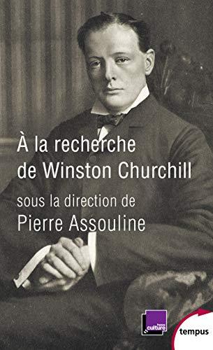 A la recherche de Winston Churchill par François DELPLA