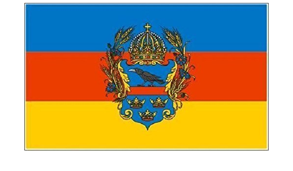 U24 Fahne Flagge Arriach K/ärnten Bootsflagge Premiumqualit/ät 20 x 30 cm