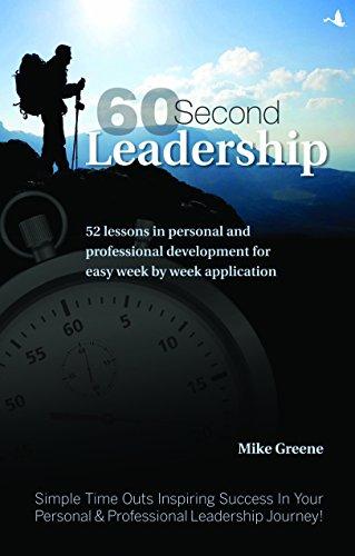 60 Second Leadership