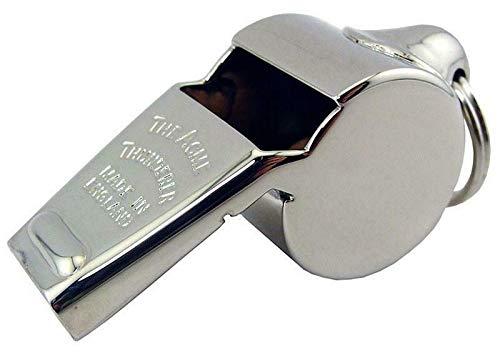 ACME, fischietto da arbitro Thunderer 60.5, in metallo, prodotto ufficiale
