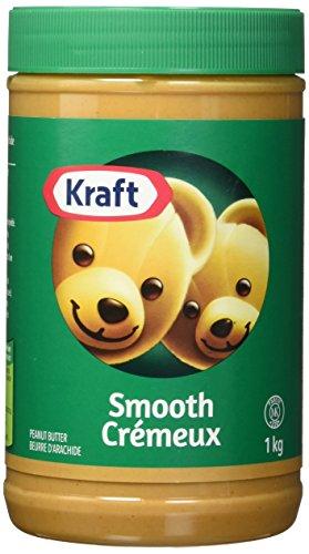 KRAFT Peanut Butter - Smooth 1KG