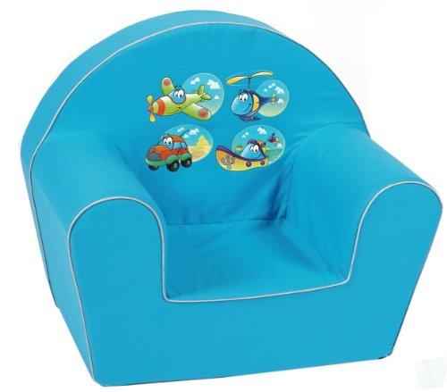 knorr-baby 490185 Kindersessel Transporters, blau