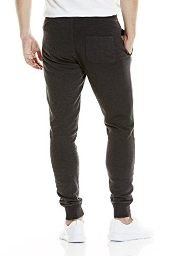 Bench Herren Sporthose Sweat Pant Schwarz (Black BK022)