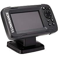 """Lowrance 000-14015-001 Hook2 GPS - Buscador de Peces (10,92 cm/4,3""""), Color Negro"""
