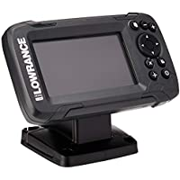 "Lowrance 000-14015-001 Hook2 - GPS localizador de Peces (10,92 cm/4,3""), Color Negro"
