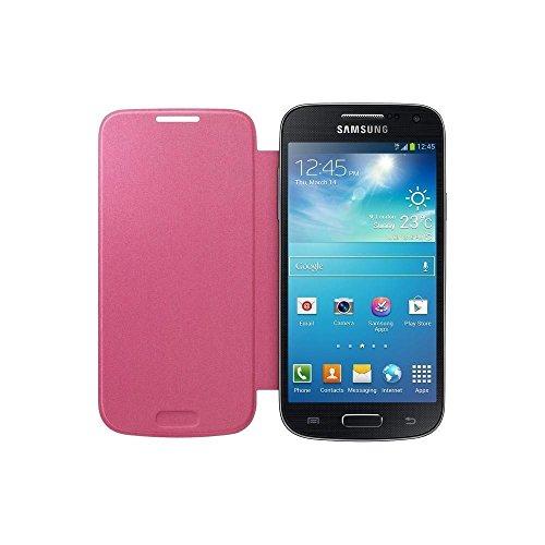 Samsung Original EF-FI919BPEG Etui à rabat pour Samsung Galaxy S4 Mini