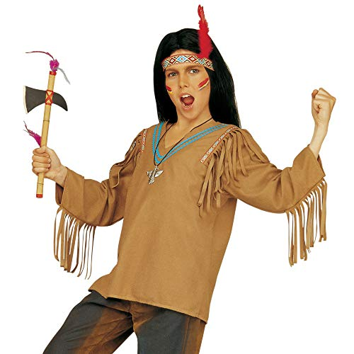 WIDMANN 42918 Kinderkostüm Apache, 158