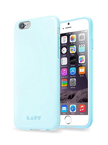 LAUT APEX für iPhone 6 Blue PASTEL Baby Blue