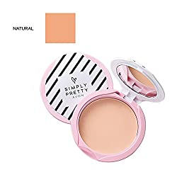 Avon Simply Pretty Shine no More SPF 14 Pressed Powder 11g - Natural
