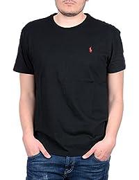 T-shirt Ralph Lauren coupe classique - RL Black
