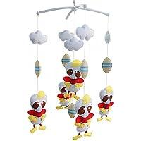 Baby-Karikatur-Spielzeug, Kinder- Musical Mobile, kreatives Geschenk für Baby preisvergleich bei kleinkindspielzeugpreise.eu