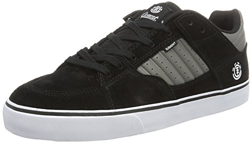 Element Herren Glt2 Sneakers Schwarz (1818 Black Charcoal)