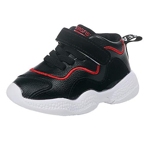 ❤️ Zapatillas de Deporte para niños, Niños pequeños Niños Bebé Deportes Zapatillas de Deporte Zapatos de Malla con Letras Zapatillas de Deporte Absolute