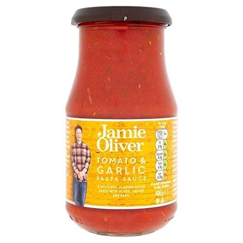 Jamie Oliver, Tomate, Olive Et L'Ail Sauce Pour Pâtes 400G