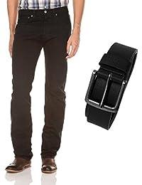 Levi's - Jeans - Jambe Droite Homme - Noir - W34
