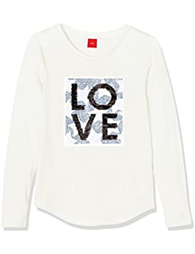 s.Oliver 66.708.31.7205, Camiseta de Manga Larga Para Niñas