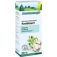 Knoblauch Naturreiner Pflanzentr.schoenenberger 200 ml preisvergleich bei billige-tabletten.eu