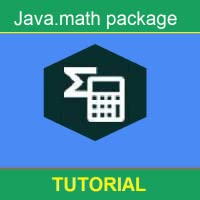 Java.math package tutorial